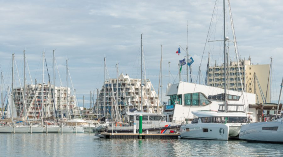 Appel à candidatures pour le Port de La Grande Motte (34)