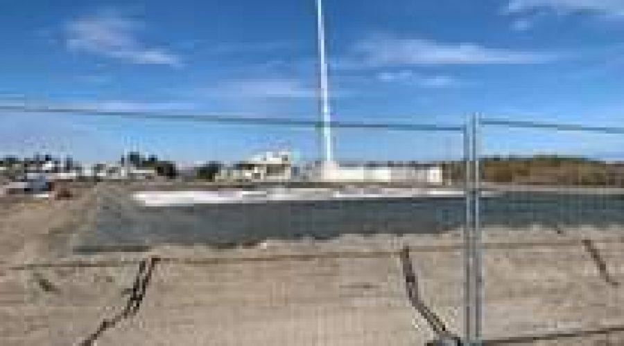 Le port de Pérols dans l'Hérault se refait une beauté! Installation du chantier,…