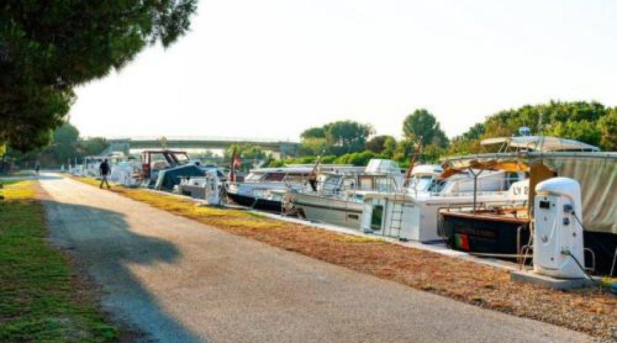 APPEL PUBLIC A CANDIDATURE : Places d'amarrage Port de Gallician