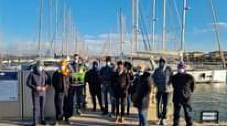 L'Union des Villes Portuaires et le CPIE Bassin de Thau ont organisé la première…
