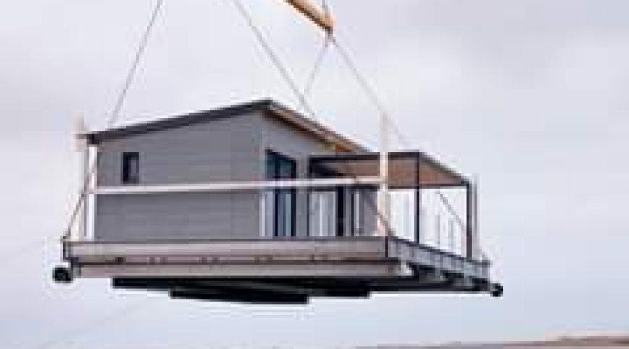 Le Port de Gruissan continue d'innover en proposant un hébergement flottant supp…