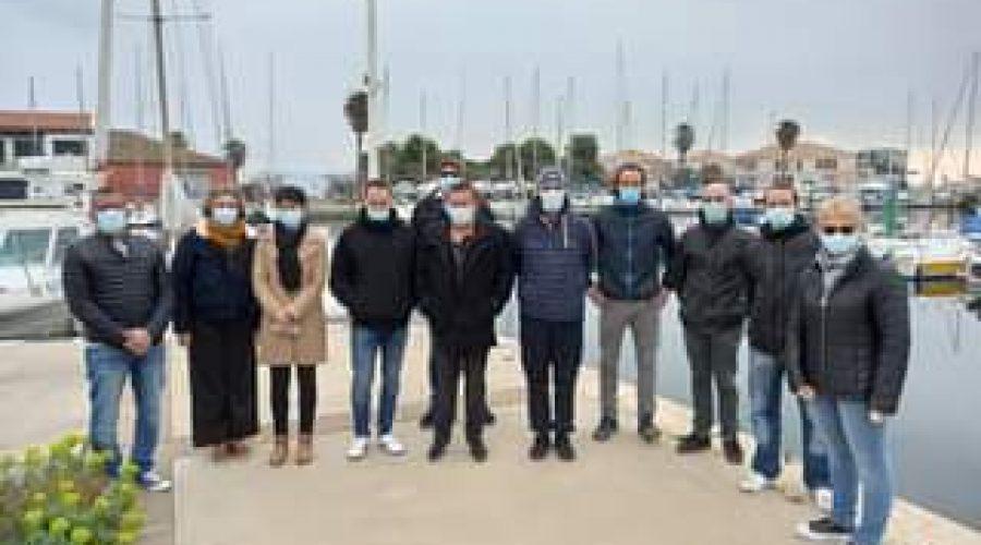 """L'UVPO et CPIE Bassin de Thau  co-animent la première session """"Ports Propres Act…"""